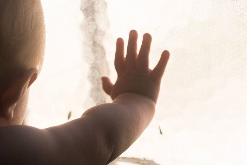 EyeEm Selects Human Hand Sunlight Real People Close-up Baby Baby Hand Natural Light Reaching Out Emotions Emotive The Week On EyeEm