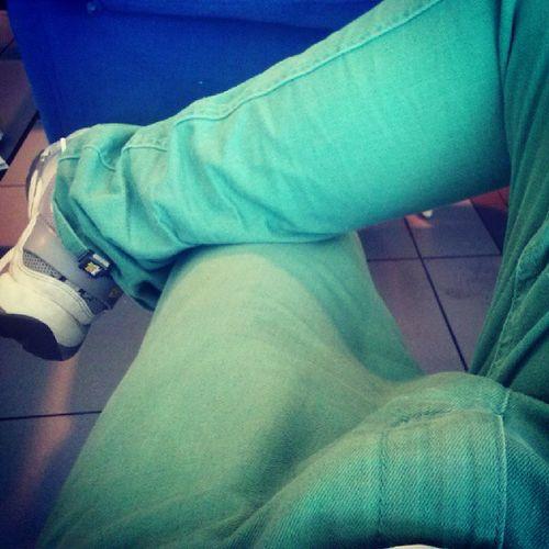 Paciencia Green Ocio dahdaaah