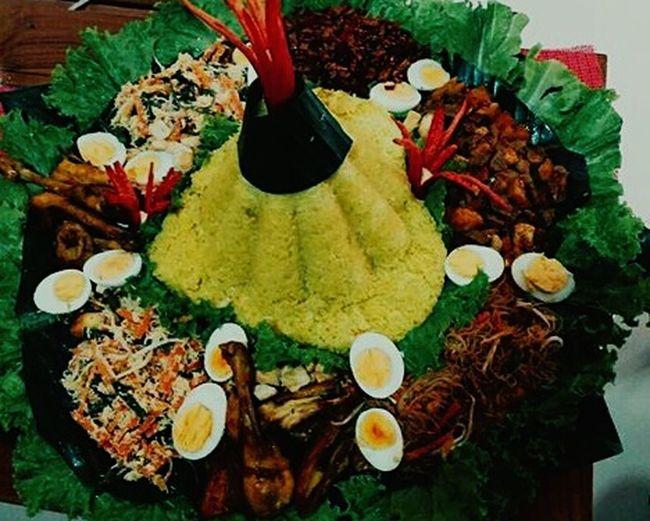 Nasitumpeng Indonesianfood Food Healthy Healthy Food Foodgasm Foodphotography
