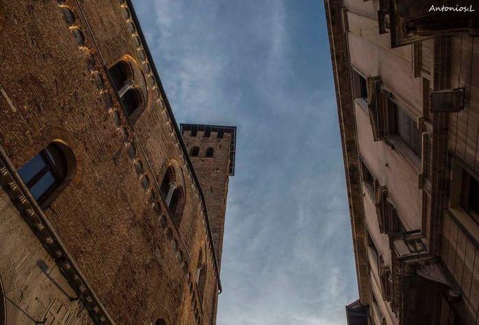 City Sky Architecture