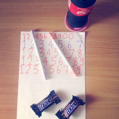 ตัวเลขที่ผ่านไป Coke On Bsru First Eyeem Photo