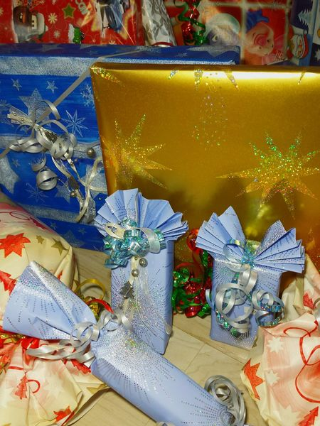 Christmas Presents  ; part of Wrapped Presents, Xmas Presents No People Christmas Is Coming Christmas Time Showcase: December Christmas2015 Ladyphotographerofthemonth Christmas Around The World Christmastime Merry Christmas Xmas2015 Xmas Time Merry Xmas