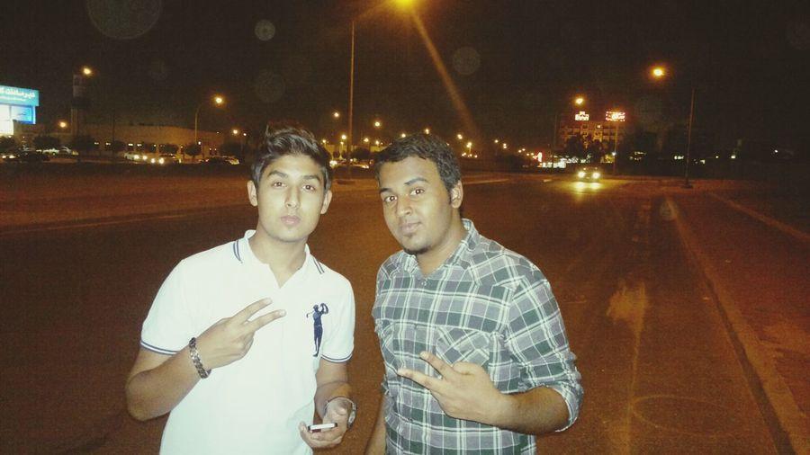 Me and Kanjar XD