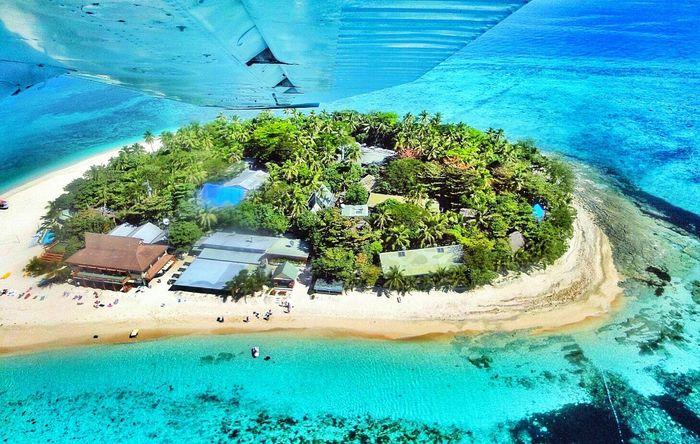 Fiji Photos Island Beach Traveling Taking Photos Aerial Shot The Traveler - 2015 EyeEm Awards The Great Outdoors - 2015 EyeEm Awards EyeEm Bestsellers