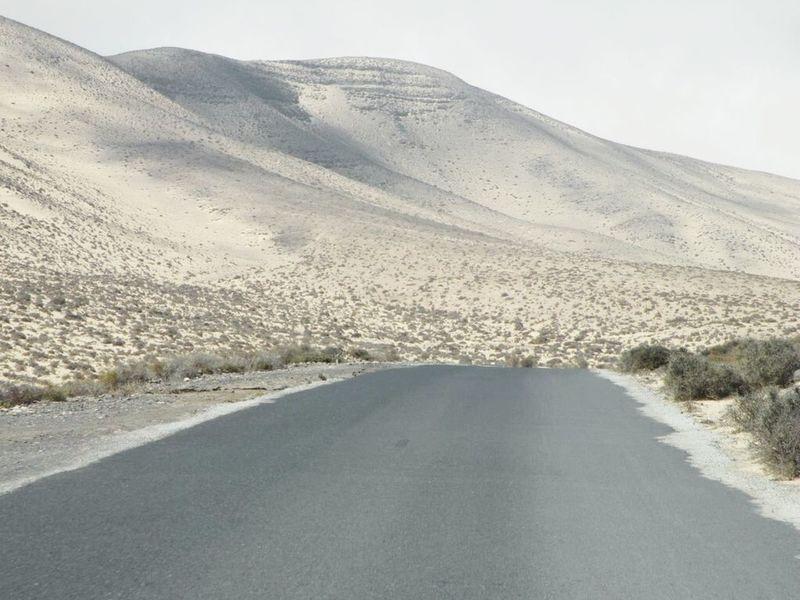 Volcanic Island Impressive Dryness Windy Heat