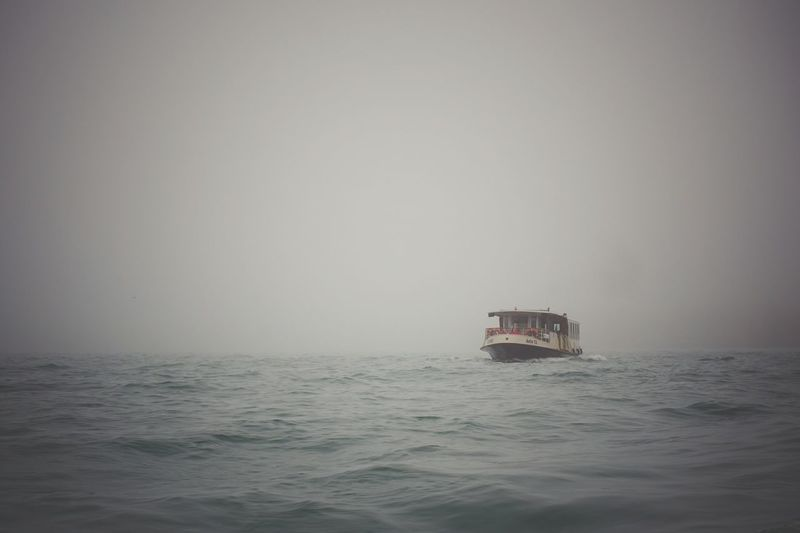 Where is Venice? | Foggy Day Venice Vaporetto Landscape Abstarct Seeing The Sights My Best Photo 2015 Showcase: November Getting Inspired EyeEm Italy |