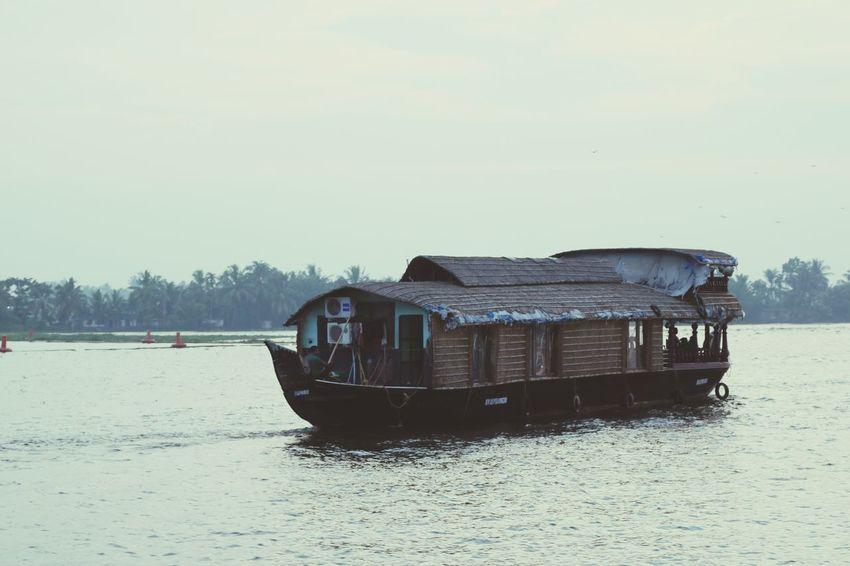 Backwaters Of Kerala Boat Lake House Boat