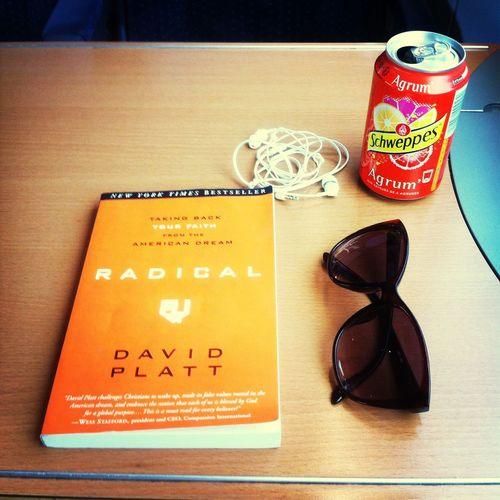 Riding The Train Christian Book David Platt Reading