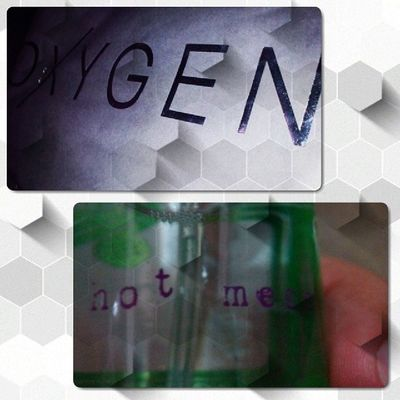 Got my new perfume from Oxygen. Hot mess, baby. Oxygen Perfume Hotmess