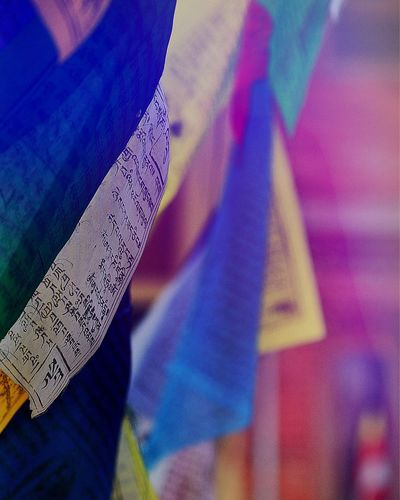 Multi Colored Human Body Part Flag Only Women Textile One Person One Woman Only Adults Only Day Real People People Outdoors Adult Human Hand Close-up Low Section budism Nepal Budism Katmandu Katmandhu