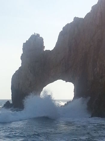 Arch Los Cabos San Lucas Nature_collection Sailing Seascape This Is México Tide