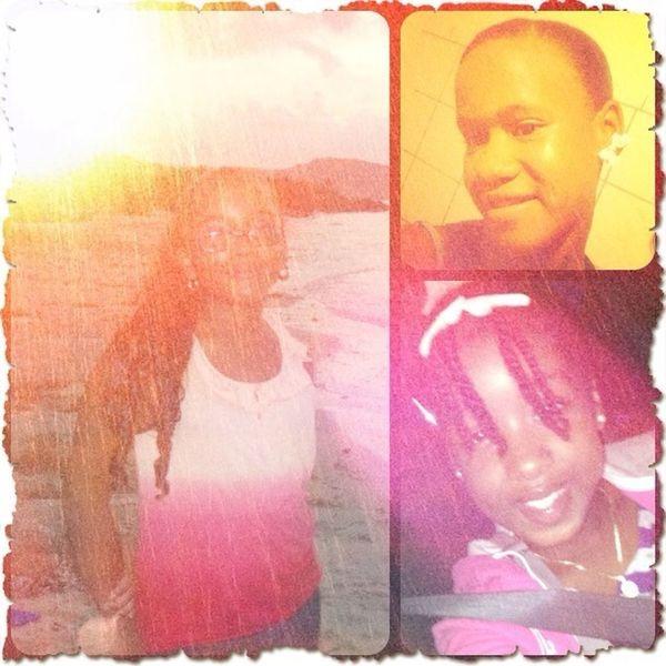 Me and tha fav bestiez tho.!♥