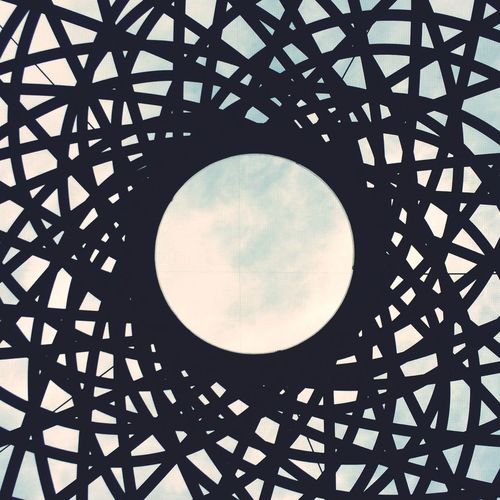 The Circles Series Looking Up Sky Mesh The Graphic City