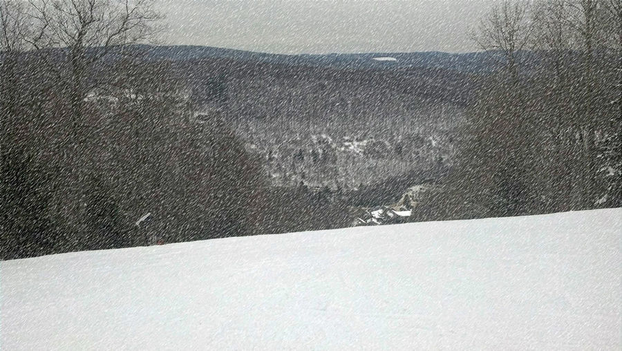 Beauty In Nature Blizzard Day Ellicottville, NY Enjoying Life Hanging Out Hello World Hidden Gems  Landscape Leisure Activity Lifestyles Mountain Nature Non-urban Scene Outdoors Relaxing Remote Scenics Sky Taking Pictures Tranquil Scene Tranquility Unrecognizable Person Weather