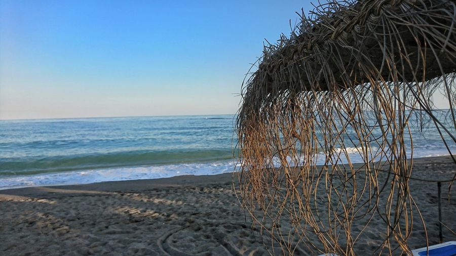 Beach Sea Water Day Horizon Over Water Nature Outdoors No People Sky Sand Beauty In Nature Close-up