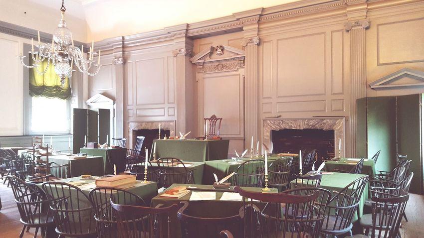 Independence Hall History Declaration Of Independance Philadelphia