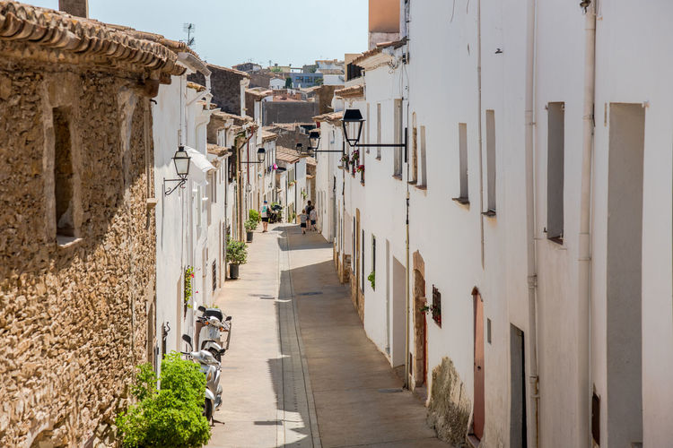 Afternoon Architecture Architecture_collection Begur Catalunya Coastal Life Costa Brava Leading Lines Perspective SPAIN Siesta Summer Views Summertime Tranquility Travel Travel Photography Street Street Photography Streetphotography Summer Summer ☀ Travel Destinations Village Village Life White