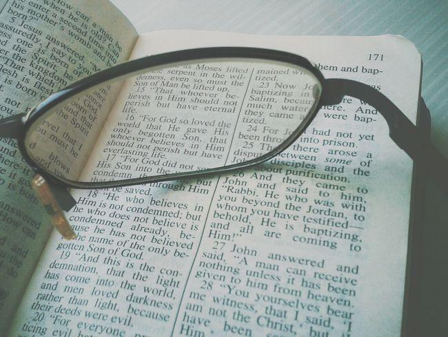 John 3:16 Bible Still Life Eyeem Philippines Potpotography