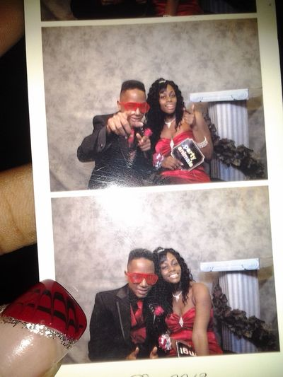 Cute Photo Booth Prom 2013 My Prom Date