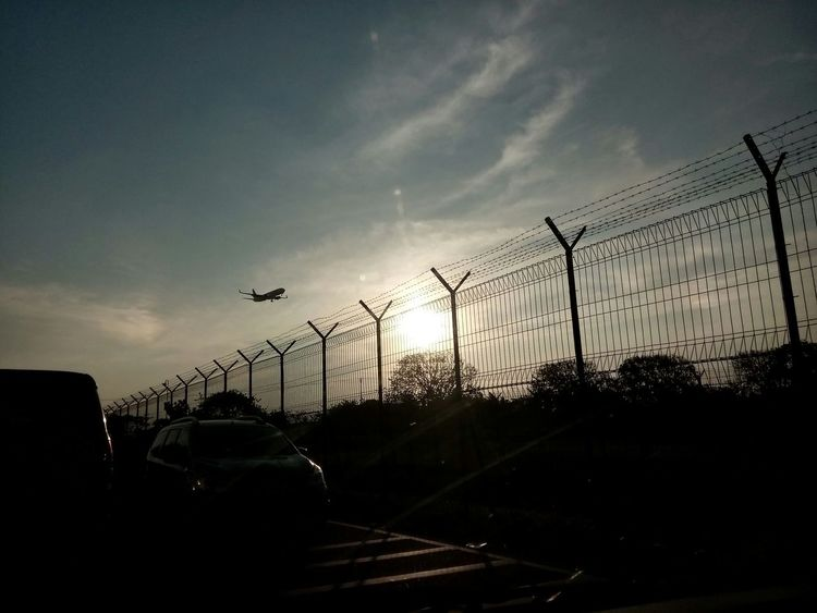 Sound Of Life Plane Sunshine Sunshine ☀ Bandara Sukarno Hatta My Indonesia From My Car Window Silhouette Mein Automoment Feel The Journey My Premium Collection The Magic Mission Adapted To The City The Great Outdoors - 2017 EyeEm Awards