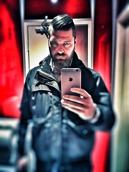 That's Me Taking Photos Beard Beardlife Man