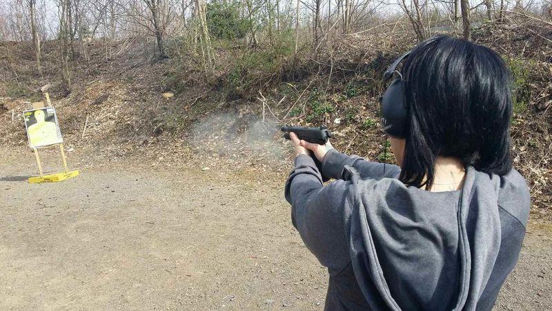 Gun Range Gun Glock 17 GLOCK