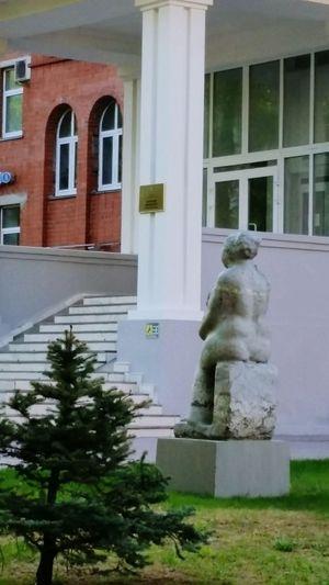 Sculpture My Town Siberia мойгород сибирь