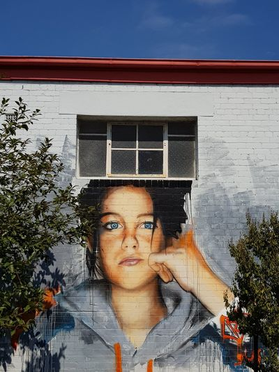 Artporn Streetart Benalla