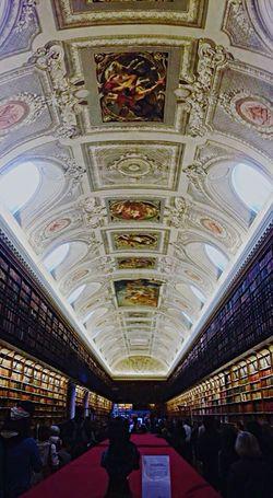 Ceiling Architecture Archives Sénat France Photos Paris History Library Book Architecture