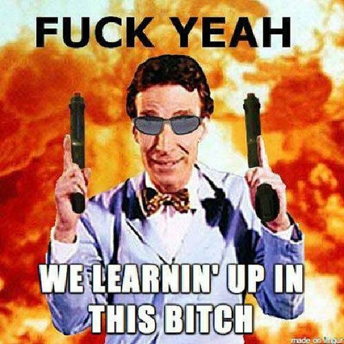 Thechive Kcco Billnyethescienceguy Learnin flames awesomeness