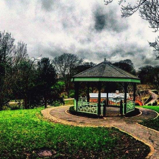 Northumberlandpark Victorianbandstand Beautiful Park Victorianpark peaceful