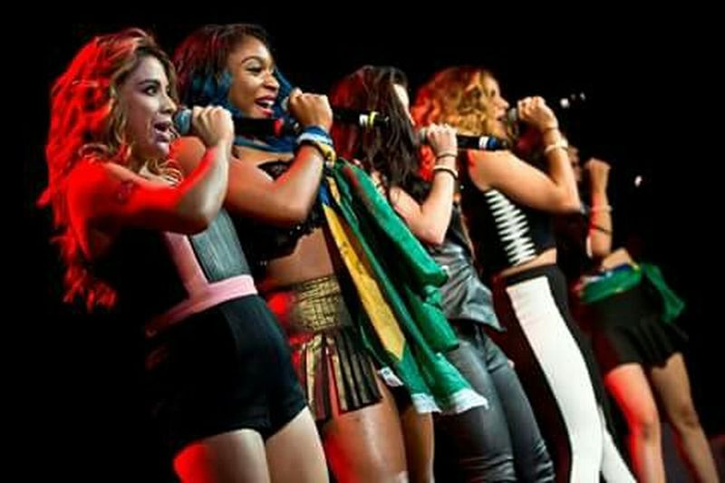Fifth Harmony Lauren Jauregui Dinah Jane Camila Cabello Normanikordei Ally Brooke