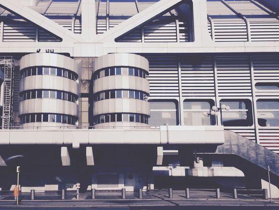 ! Architecture Aluminium Metal Berlin Exibition Funkturm Traveling Modern Architecture Windows Weltall