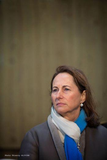 Ségolène Royal Presse Actualite Photographer Politics Politique