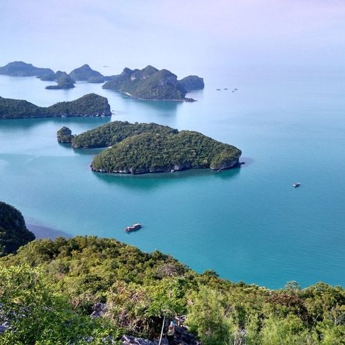 Angthong Hangover Trip Breathless view