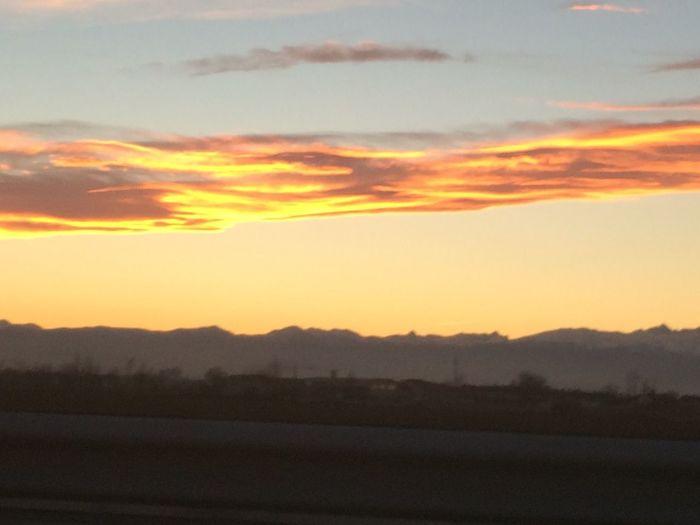 Atmosphere Clouds Clouds And Sky Nubi Sunset Tramonti_italiani Tramonto