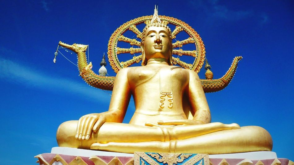 Monument Koh Samui