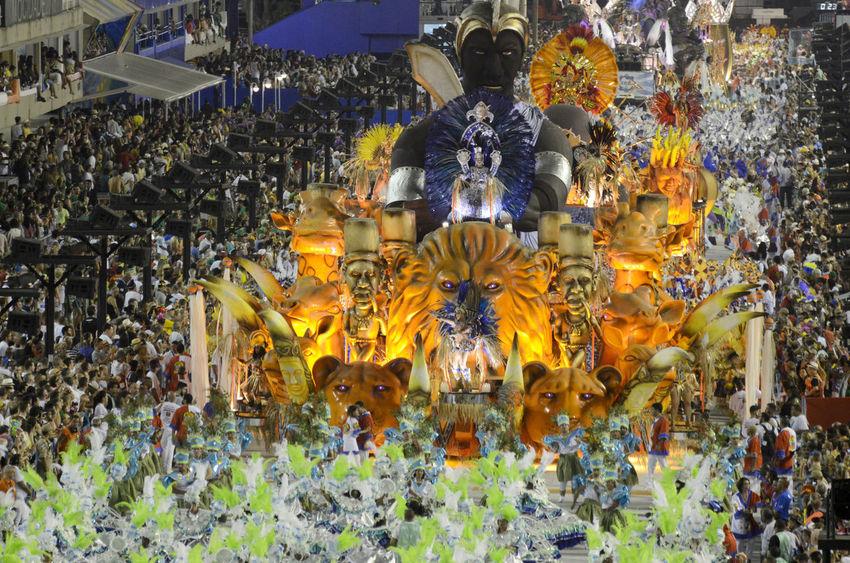 Alegria Da Zona Sul Alexandre Macieira Art Brasil Brazil Carnaval Carnival Colors Of Carnival Creativity Culture Cultures Festa Human Representation Marquês De Sapucaí Multi Colored Music Party Rio Rio De Janeiro Sambodromo Sapucai Sculpture Tradition
