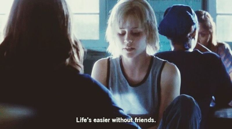Life Is Easier Without Friends White oleander Oleander Film