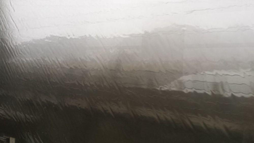 Window Window Reflection Window To The Sky Train Train Window The Week On Eyem Rain
