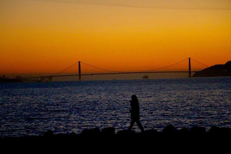 Showcase April walking Check This Out Taking Photos Sunset Berkeley Marina Bay Area California Berkeley
