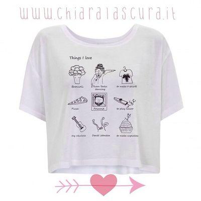 Things I love tencel croptop. #chiaralascura #tencel #ecofashion #modaetica #vegansofig #veganfashion #modaetica #thomyorke #cupcakes #ukulele #graphictshirt #graphicdesign #cute #doodle #naive #broccoli #kazoo #pizza #screenprinting #fairwear #organic #f Fairwear Graphictshirt Pizza Veganfashion Doodle Ecofashion Cute Modaetica Fashion Tencel Cupcakes Kazoo Ukulele Thomyorke Organic Broccoli CropTop Graphicdesign Vegansofig Naive Screenprinting Chiaralascura
