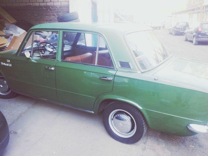 Vintage Cars Italian Fiat124