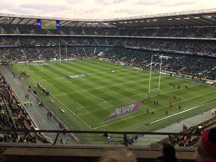 England v Ireland, 6 Nations 2016