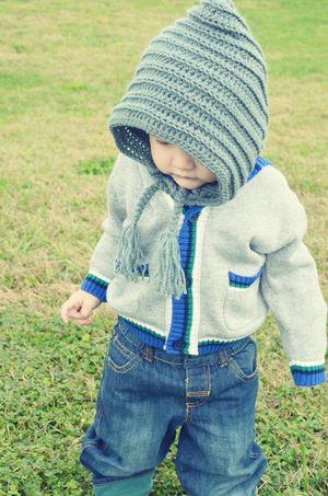 Baby Outdoors Sweaterweather Kids
