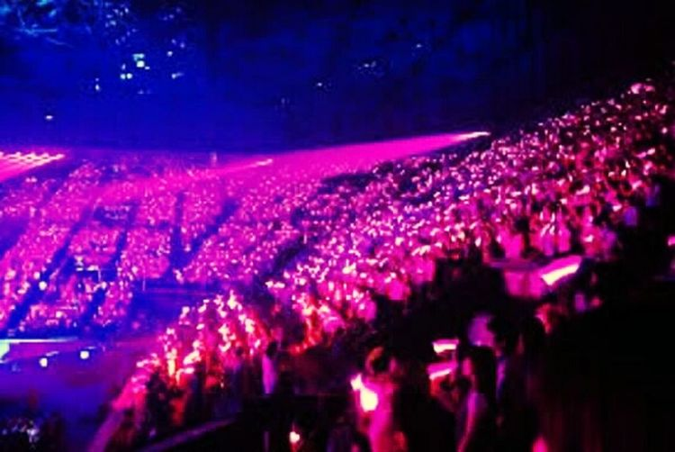 Girls' Generation (SNSD) Pink Wave  this is where i belong ! ❤