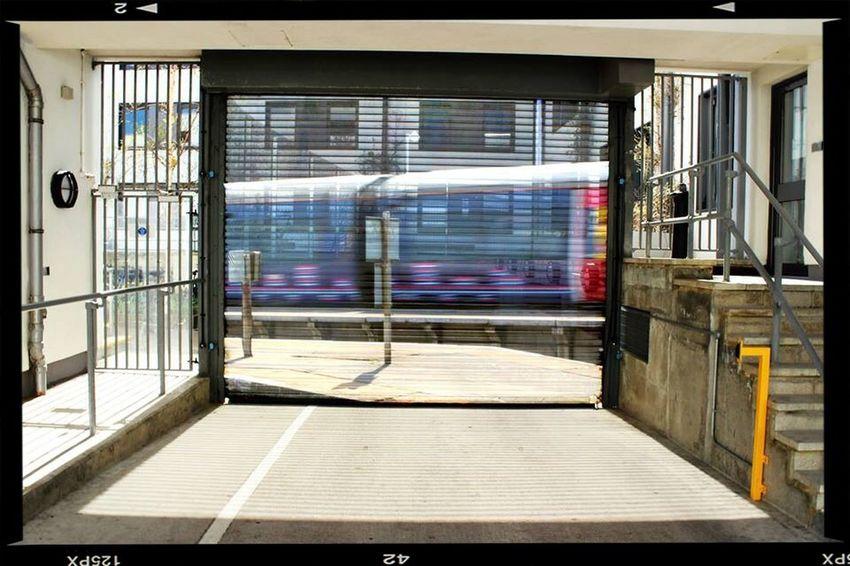 Speeding train?! Train Inspiration Street Photography City Life