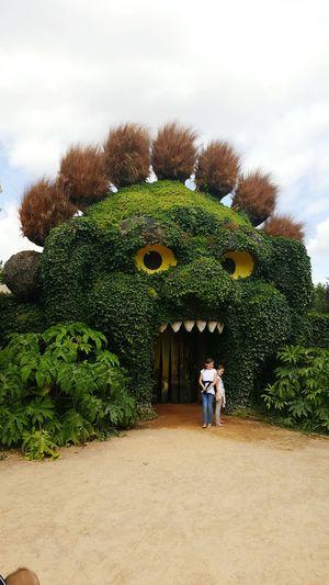 Terra Botanica Angers Monster Samsung Galaxy S6 Edge