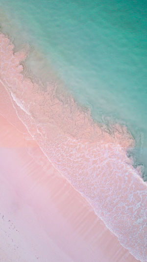 Bahamas Nature Ocean Ocean View Ocean Photography Drone  Dronephotography Harbour Island Harbour Island-Bahamas Pink Color Water Sea Swimming Pool