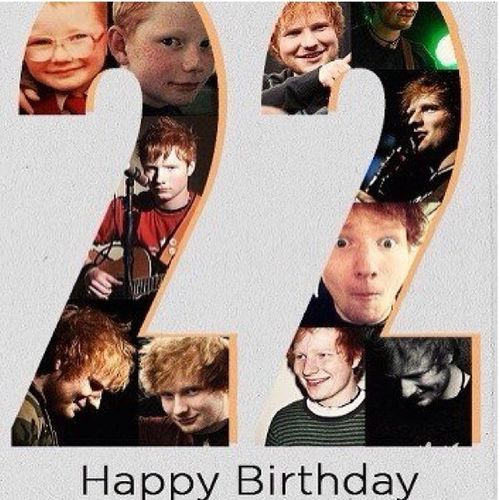 Happy Birthday Ed